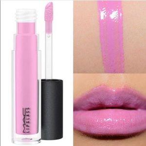 Mac Lipglass Lipgloss in Misbehaving BNIB